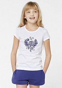 Lacoste Bedrucktes Tennis T-Shirt gender.gir