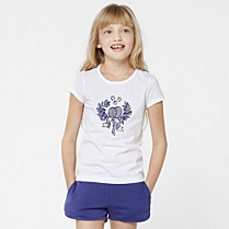 Lacoste Printed Tennis tee-shirt gender.gir