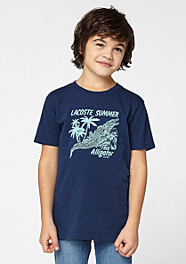 Lacoste Printed tee-shirt Boy