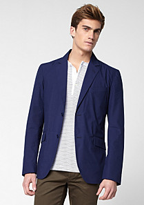 Lacoste Cotton blazer Men