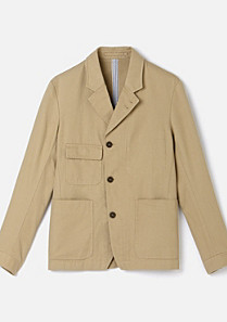 Lacoste Plain jacket Men