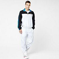 Lacoste Andy Roddick multi-colour tracksuit Men