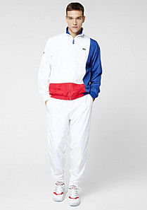 Multi-colour Team Lacoste tracksuit Men