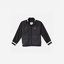 Lacoste Andy Roddick striped tracksuit Boy