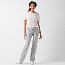 Lacoste Active fleece tracksuit trousers. Women