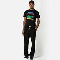 Lacoste Casual Sport plain tracksuit trousers Men