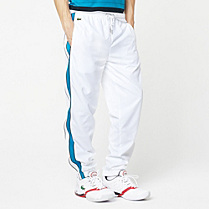 Lacoste Tracksuit trousers with contrasting stripes. Men