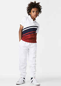 Lacoste Plain tracksuit trousers Boy