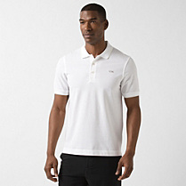 Casual Sport piped Lacoste polo Men