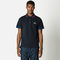 Lacoste Andy Roddick Sport polo with piping Men