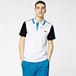 Andy Roddick Lacoste Sport multi-colour polo