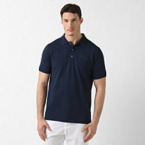 Lacoste Sport polo with large embroidered crocodile Men