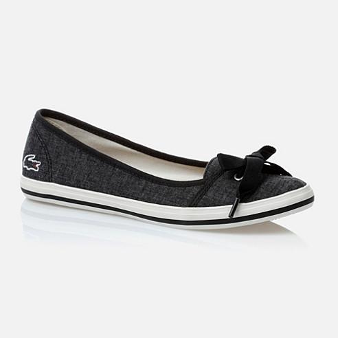 chaussure femme lacoste ballerine. Black Bedroom Furniture Sets. Home Design Ideas