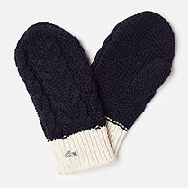 Lacoste Live mittens with alpaga Women